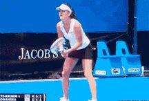 Tennis<3 / by Sydney Lanning