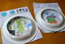 Reading Picture Book Crafts
