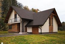 Dom mały z poddaszem