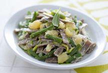 Fagiolini a tutto pasto! / Approfittiamo del momento: è questa la stagione dei fagiolini, legumi croccanti e dal colore brillante che portano in tavola l'estate