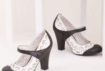 vintage heels