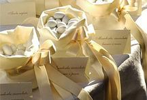 Confettata white table / Wedding