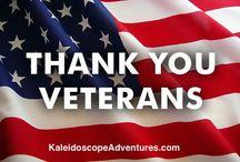 Veterans Day / Celebrating and Honoring our Veterans