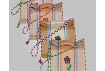 COTTON SHABNAM BAGS / Products from co-operatives