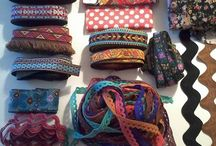 Materials addicted / Materials to make stuff | ropes, metals, woods, textiles and so on