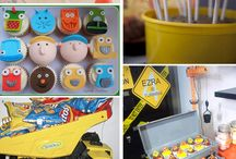 3son birthday  theme
