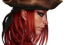 Непись | Пираты
