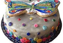 Yáve's cakes / My own self created cakes...