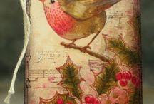 Tags - Christmas & Other