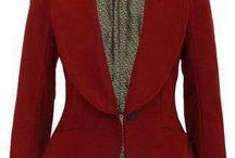 пиджаки и жилеты