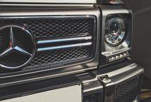 Mercedes-Benz G-Class / Mercedes-Benz G-Class