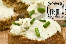 Vegan sajtkrém