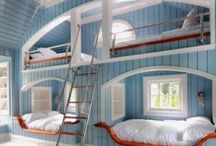bunk beds / by the essentials inside