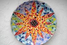 Mosaic bowls