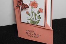 corner fold card