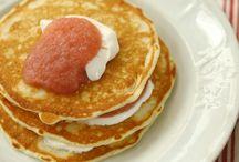 ◆◇◆ Food: Pancakes ◆◇◆ / by Knit Spirit