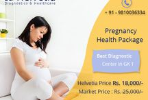Pregnancy Health Check Up Package South Delhi