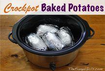 crockpot recipes / by Laura Steuben