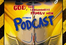 Podcast posts / Creative work with audio software by TTM, Inc. - new for 2014 and ongoing for SHOWING GOD BIG in the EYES of those who see HIM small.
