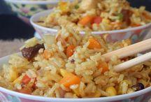 Ζυμαρικά-ρύζια