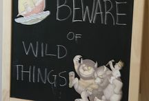 Where the Wild Things Are Party / Food, decoration, and activity ideas for a Where the Wild Things Are party! / by Elizabeth LaBau @ SugarHero.com