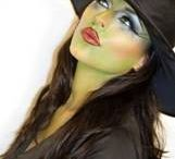 Halloween Makeup Looks with SeneGence Cosmetics / #SeneGence all-day makeup and #LipSense all-day lip color  ( #lipstick) are the perfect #makeup tools to use to create bright, vibrant, scary, NON-Smearing #Halloween #makeup! www.LiquidMakeup.com