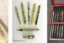 Vintage Pens and Quills