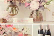 Pink weddings and events