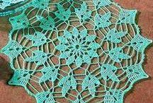 Crochet <3 / cositas a crochet que pretendo tejer