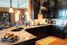 kitchens / by lakisha spencer