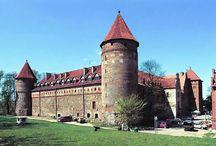 Castle in East. / Poland ,Romania ,Hungaria ,Ukraine ,Georgia,