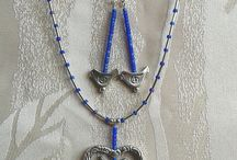 Tickityboo Designs / Polymer clay jewellery by Jacqui Adams