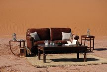 Sahara luxury bivouacs