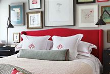 Home.Bedrooms / by Kimberly Saum