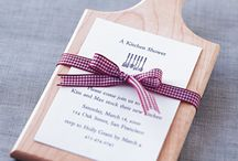 Dinner Party Ideas / Ideas for hosting  dinners for small groups of family or friends