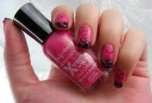 Nail Art (posts from my blog, Art Evolve) :D / Nail art that I did :D / by Ashesela K