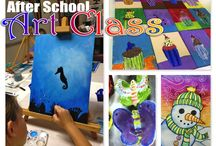 afterschool art program