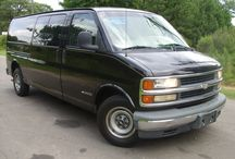 Used 1997 Chevrolet Chevy Van For Sale | Durham NC