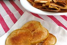Chips frutas