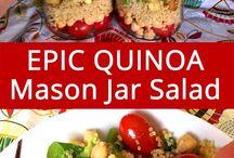 Mason salads