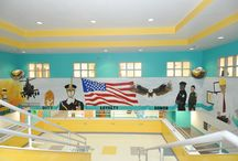 Flags / Flags from my mural paintings
