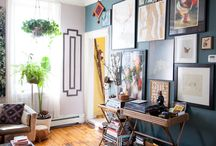 awesome spaces and places / by BC Shoes
