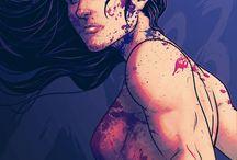 Comics/Çizgi Roman