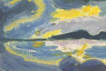 painting - marianne werefkin