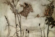 Arthur Rackham illustrations