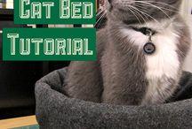 sewing pet beds