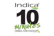 Indica 10 Min Harbal Hair Colours