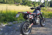 xr600 supermoto / Xr600 supermoto super moto supermotard motard xr 600