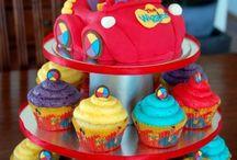 Third Birthday Party Ideas