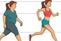 Walking of weight